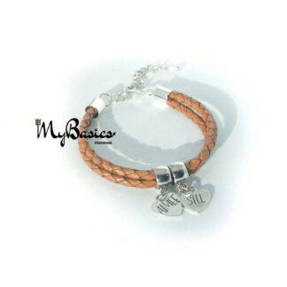 armband-dames-naamarmband-cadeau-leren armband