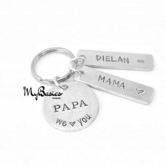 papa-sleutelhanger-cadeau