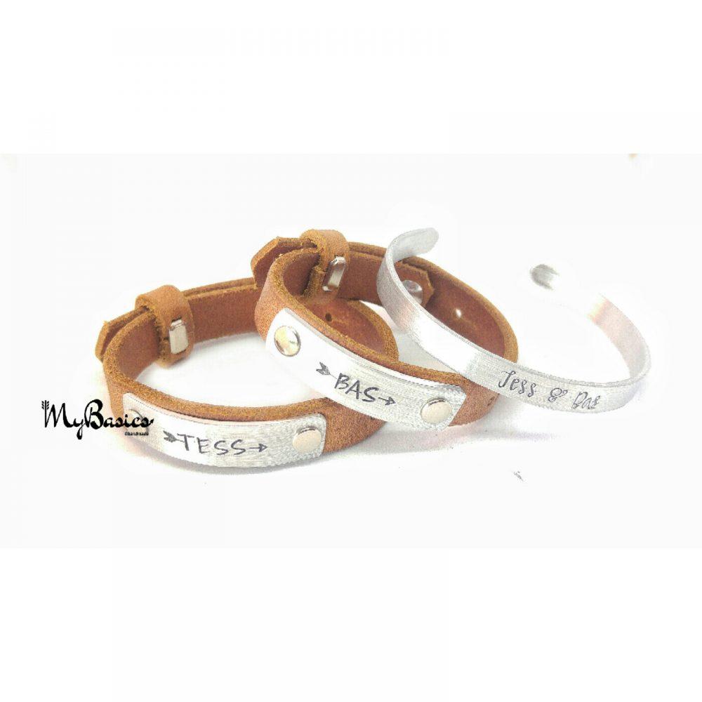 naam armband cadeau moederdag