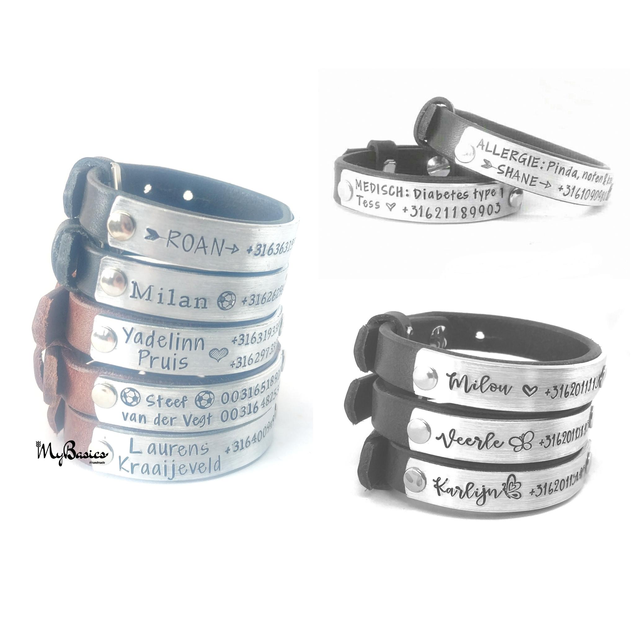 SOS Armbanden